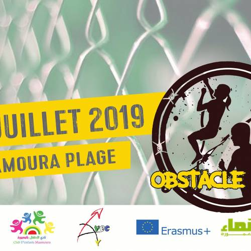 Maamoura Beach : Obstacle Race