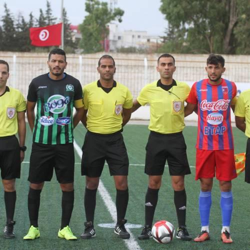 Nouer un but à un but contre AS Soliman et US Tataouine