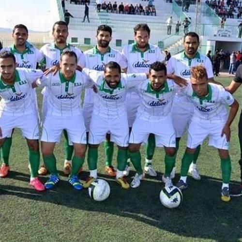 اول مباراة في البطولة الوطنية للمستقبل الرياضي بسليمان