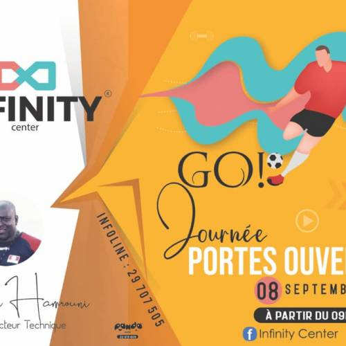 Infinity_Foot_Academy : journée portes ouvertes