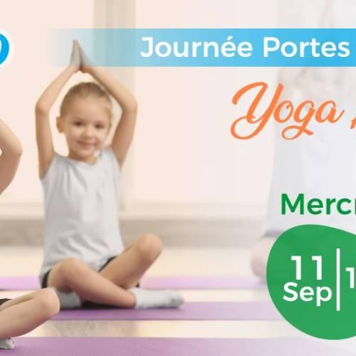Journée portes ouvertes Yoga Kids