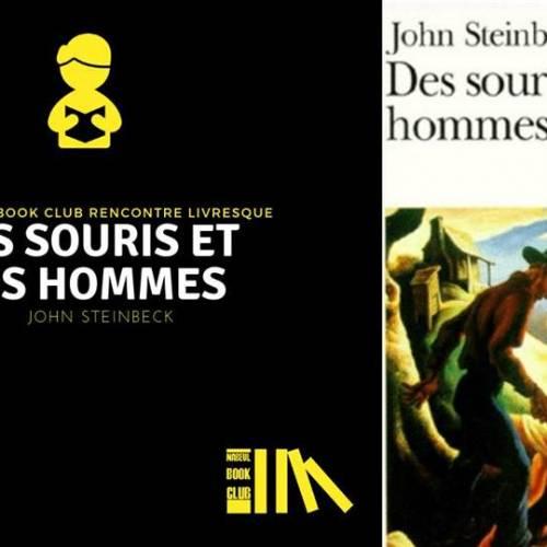 Nbc#70: Des souris et des Hommes – John Steinbeck