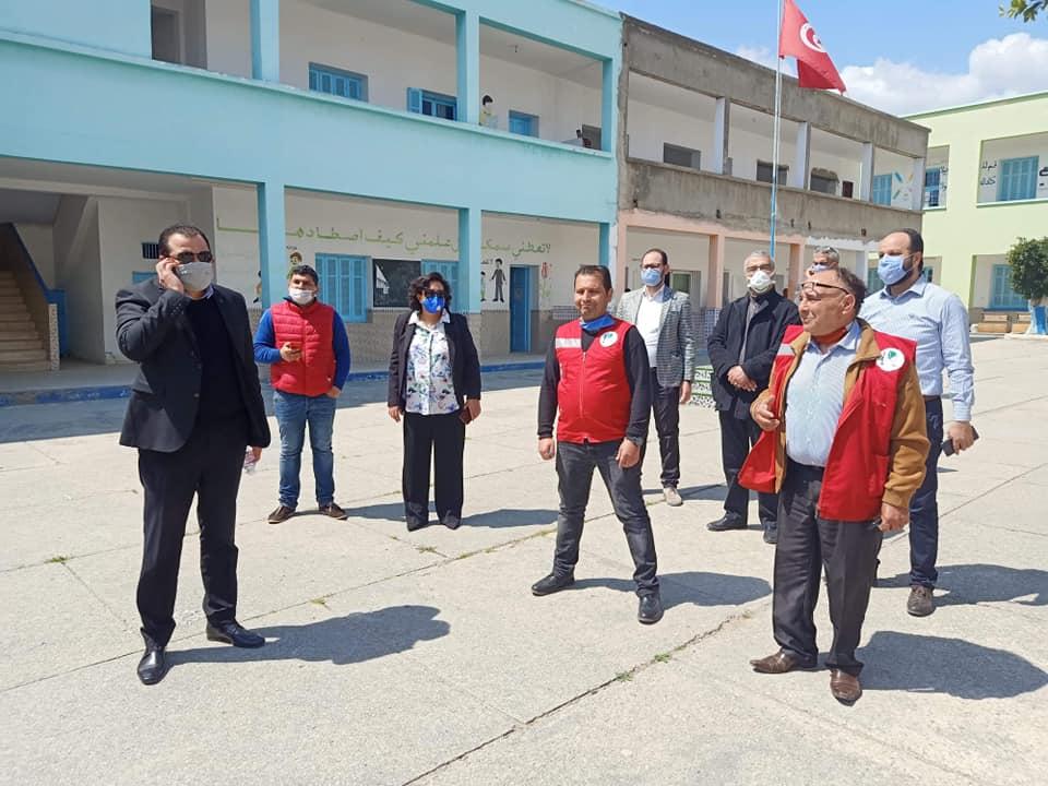 نابل: تنظيم عمليات الدخول إلى المدارس