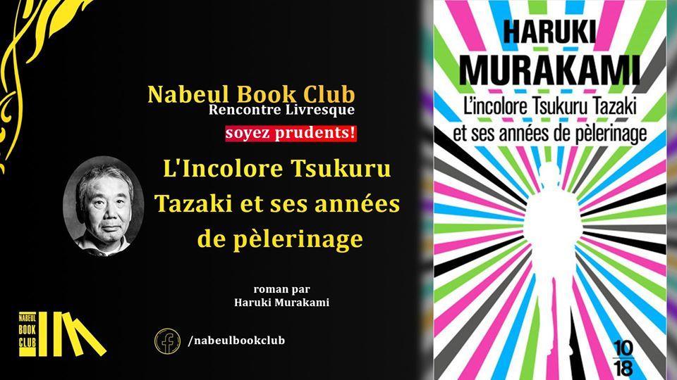 Nbc#81: Haruki Murakami – L'Incolore Tsukuru Tazaki
